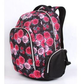 Mochila Capricho Liberty Black 11322 + Selfie Light
