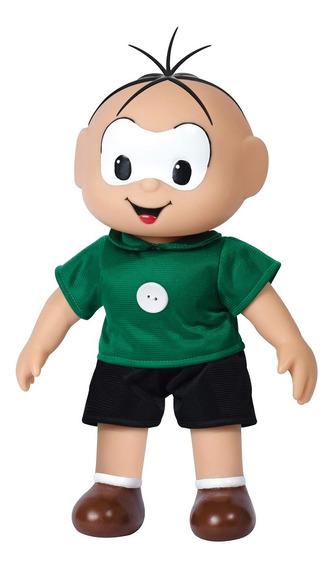 Boneca Cebolinha 36cm Turma Da Monica Original - Baby Brink