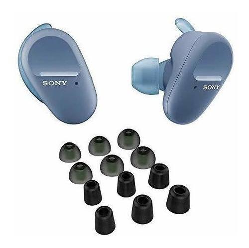 Imagen 1 de 6 de Sony Wf-sp800n Audífonos Intrauditivos Con Cancelación De Ru