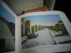 Álbum De Gravura Pompéia