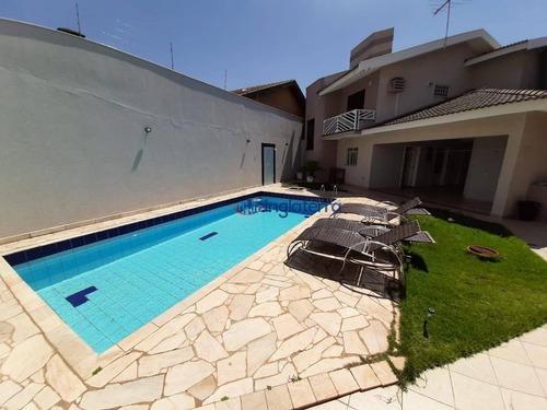 Casa À Venda, 258 M² Por R$ 950.000,00 - Jardim Burle Marx - Londrina/pr - Ca0975