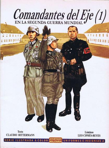 Comandantes 2º Guerra Mundial