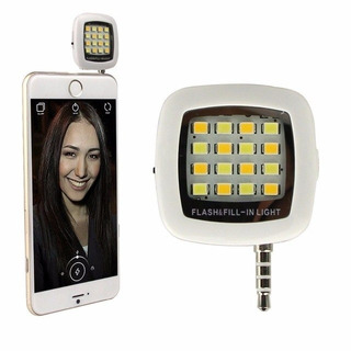 Flash Smatphone Selfie Celular Camera Luz Led Galaxy Iphone