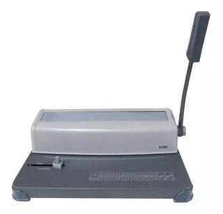 Anilladora Espiralera Perforadora Metal C44102