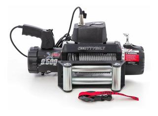 Smittybilt Gen2 Xrc 9500 Lb Winch Jeep 97495 Wrangler Funda