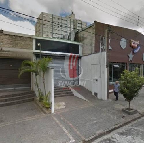 Galpão Para Locação No Bairro Maranhão(tatuapé) Com 140 Metros - 4392