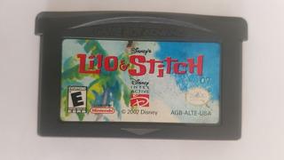 Lili & Stitch Game Boy Advance