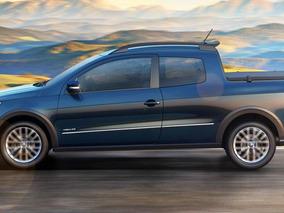 Volkswagen Saveiro 1.6 Cabina Doble Pack High 2018 0km #a7