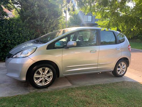Honda Fit 1.4 Lx-l Mt 100cv 2012, Modelo 2013