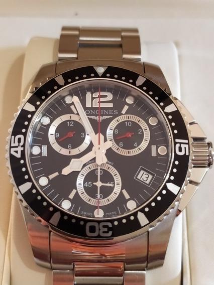 Reloj Longines Hydroconquest Chronograph 41mm (no Tag, Omega