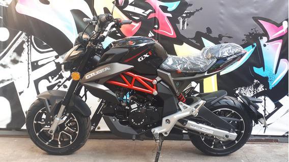 Moto Gilera Gx1 125 R 0km Naked 2020 Ultima Promo Al 25/5