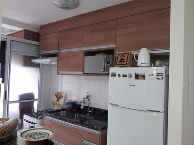 Apartamento Para Venda, 2 Dormitórios, Jardim Casablanca - São Paulo - 1566