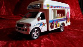 Miniaturas Food Truck Die Cast