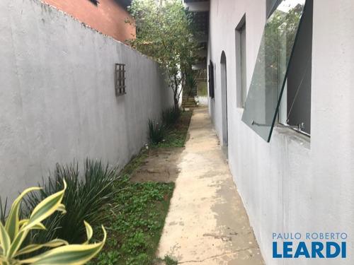 Imagem 1 de 15 de Casa Térrea - Jardim Leonor - Sp - 633849