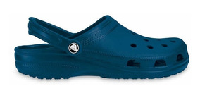 Zapato Crocs Unisex Adulto Classic Clog Azul Marino