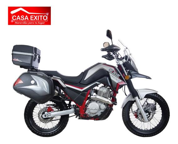 Moto Shineray Kougar Xy400gy-3 400cc Año 2020 Color Ro/ Ne/p