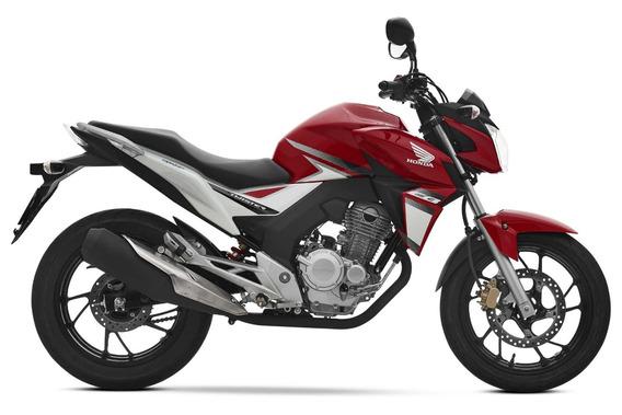 Honda Cb250 Twister 2019-