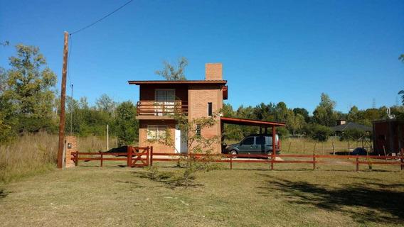 Casa De 4 Ambientes En Mina Clavero