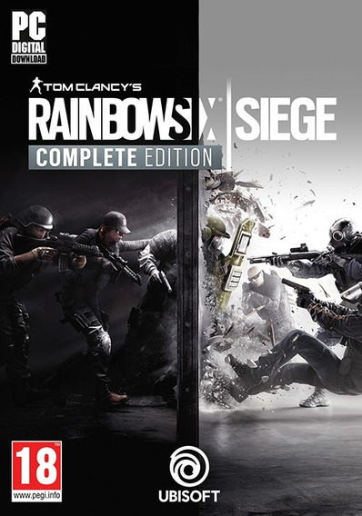 Tom Clancys Rainbow Six Siege Pt-br Steam (pc)