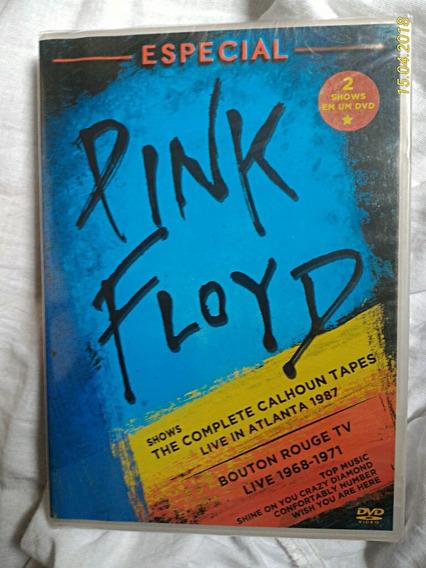 Pink Floyd Live In Atlanta 1987 Bouton Rouge Tv 1968-71