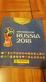 Álbum Panini Oficial Rusia 2018