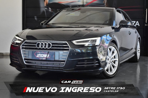Audi A4 2.0  Fsi Quattro 252cv Blindado