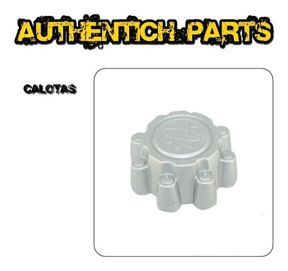 Calota Central Prata Ford F250 99 A 05