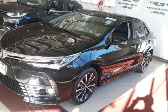 Corolla 2.0 Xrs 16v Flex 4p Automático 15000km