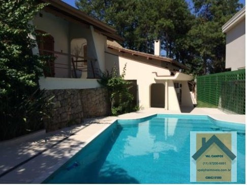 Casa A Venda No Bairro Alphaville Residencial Dois Em - Vpr2-08-1