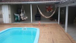 Casa Residencial Para Locação, Centro, Balneário Camboriú. - Ca0053