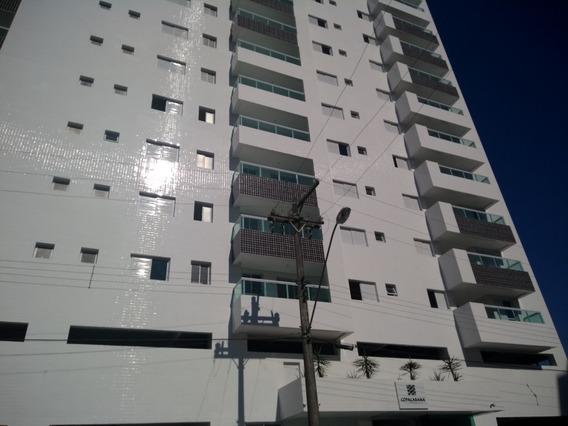 Apartamento 2 Domitórios Em Mongagua
