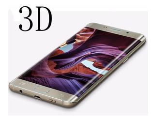 Película Vidro Galaxy S7 Edge Borda Curva Tela Inteira