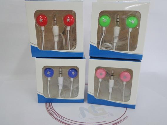 Audífonos Mp3 Celulares Conexión 3.5