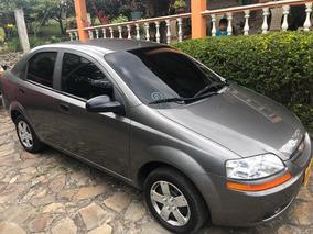 Se Vende Chevrolet Aveo Mod 2012 Único Dueño