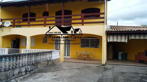 Casa A Venda No Bairro Jardim Primavera Em Roseira - Sp. - Cs270-1