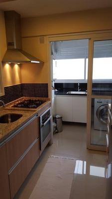 Apartamento Em Brooklin, São Paulo/sp De 52m² 1 Quartos Para Locação R$ 4.500,00/mes - Ap257927