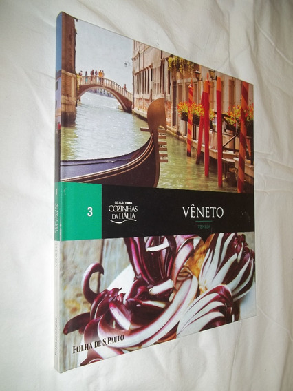 * Coleção Folha Cozinhas Da Italia - Avulso