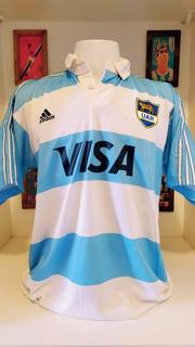 Camisa Los Pumas Argentina Rugby adidas