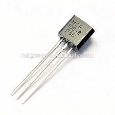 Mcr100-8 = 2n 5064 Tiristor To92 Original (10 Peças)