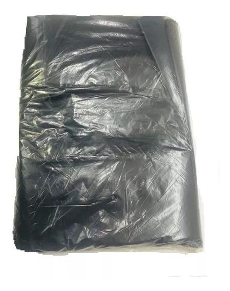 200 Unidades Saco De Lixo 100 Litros Reforçado Adc148