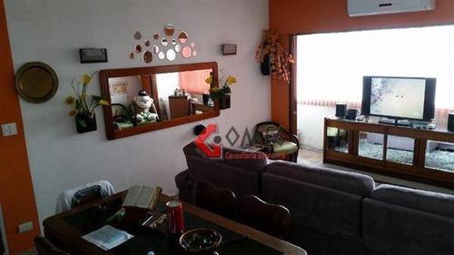 Apartamento Residencial À Venda, Centro, São Bernardo Do Campo. - Ap1886
