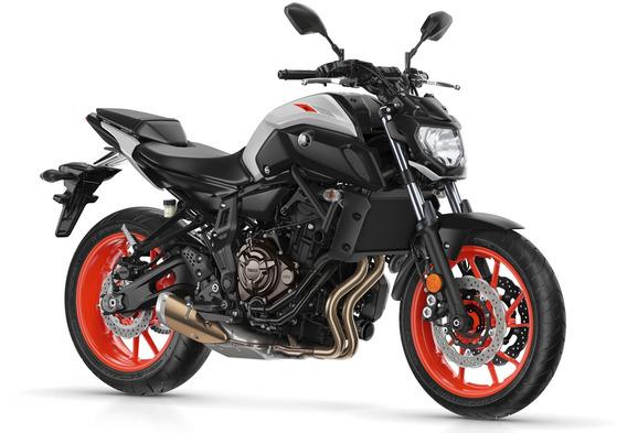 Yamaha Mt-07a 2020 0km
