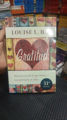 Libro Gratitud