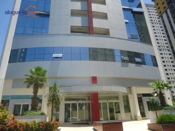 Sala Para Alugar, 126 M² Por R$ 2.400/mês - Jardim Aquarius - São José Dos Campos/sp - Sa0688
