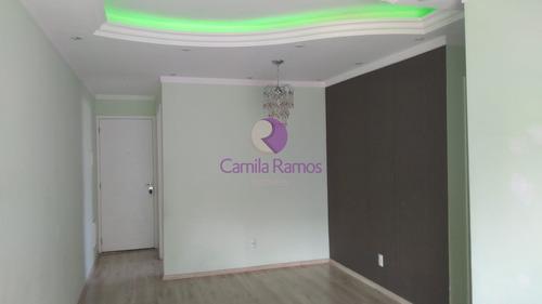 Apartamento Ótima Localização À Venda, 03 Dormitórios - Jardim Santa Helena - Suzano/sp. - Ap00922 - 69304160