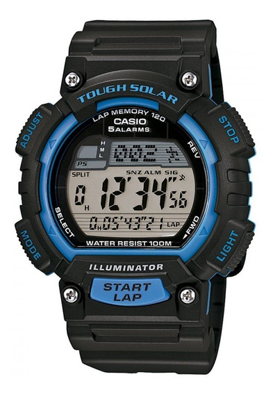 Relógio Casio Masculino Digital Stl-s100h-2avdf