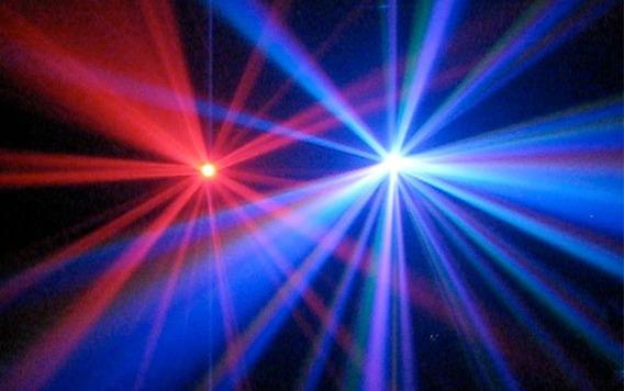 Iluminação Profissional Acme Super Led Dmx E Sensor Batida