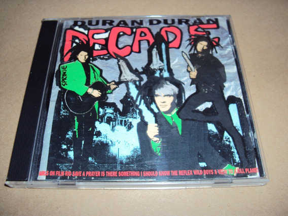Duran Duran - Decade - Cd Made In Italy 1989