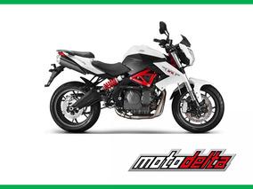 Benelli Naked Tnt 600 4cilindros Moto Delta Entreg Inmediata