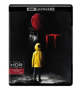 It 4k Ultra Hd + Blu-ray